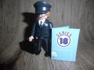 Playmobil Figures Serie 18 Boys | Set 70369 | Pilot