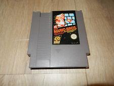 PAL-B NES: Mario Bros. (action series) loose game Nintendo Entertainment System