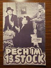 Neues Film-Programm Nr. 4907:Pech im 13. Stock (Laurel und Hardy)