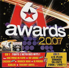 Compilation 2xCD M6 Awards 2007 - France (M/EX+)