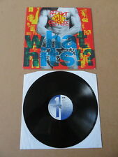 RED HOT CHILI PEPPERS What Hits !? LP RARE 1992 ORIGINAL EU/ UK 1ST PRESSING