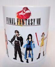 FINAL FANTASY 8 FF VIII VIII-Tazza da caffè Cup-Groppo-RINOA-RPG