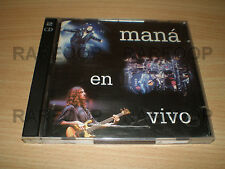 En Vivo by Mana (CD, 1994, Warner) MADE IN GERMANY