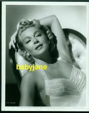LANA TURNER VINTAGE 8X10 PHOTO 1957 SEXY PORTRAIT UNIVERSAL PICTURES