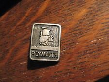 Chrysler Plymouth Vintage Pin - 1950's Clipper Ship USA Auto Emblem Lapel Pin