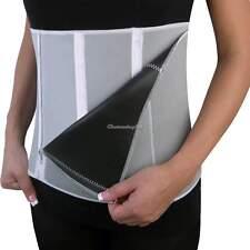 Sauna Body Shaper Slimming Belt Wrap Weight Loss Fat Burner Tummy Cellulite Burn