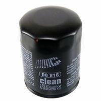 Clean Filters Ölfilter Anschraubfilter Fiat Lancia DO818 71753738