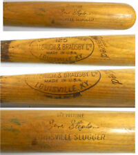 1961-62 Hillerich & Bradsby Gene Stephens Athletics Game Used Baseball Bat
