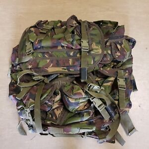 Rare Original New Zealand Army Issue SAS DPM Woodland Camo Air Support Bergen