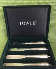 Set Of 4 Towle Copenhage