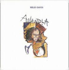 LIKE NEW! Miles Davis: Amandla (CD) Free Shipping
