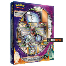 Pokemon Pheromosa Ultra Beasts GX Premium Collection Box: Booster Packs + Cards
