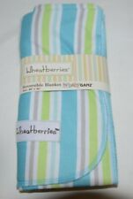 Wheatberries Baby Ganz Reversible Blanket For Birth And Up
