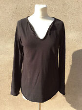 "T.SHIRT TUNISIEN ""ZADIG & VOLTAIRE"" TS - BE"