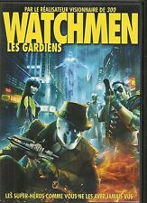 DVD ZONE 2--THE WATCHMEN - LES GARDIENS--ZACK ZNYDER/AKERMAN/CRUDUP/GOODE/HALEY