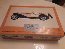 Pocher Rivarossi Alfa Romeo 1932 Spider Touring Gran Sport 1/8 Scale Model Kit