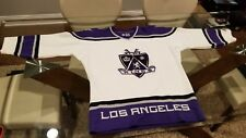 Vintage Los Angeles Kings Starter Jersey  - Youth L / XL