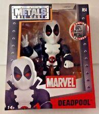 Marvel Metals Die Cast Marvel M54 Deadpool New MISB