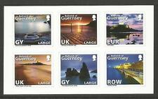 Guernsey 2010 Guernsey Views sa shlt--Attractive Landscape Topical (1082) MNH
