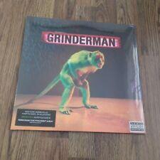 GRINDERMAN - SELF TITLED GREEN VINYL LP NEW SEALED
