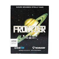 """PC Spiel - Frontier: Elite II / 3, 5"""" Disketten ohne Poster mit OVP"""