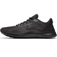 Nike Flex 2018 Running Shoes Black Dark Gray Anthracite AA7397-002 Men's NWOB
