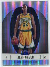 2006-07 Finest Silver Refractor 105 Jeff Green Rookie /319