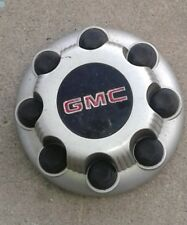 GMC 8 lug dually center caps