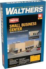 Lot 10-289 * HO Scale Walthers Cornerstone kit 933-4132 Small Business Center