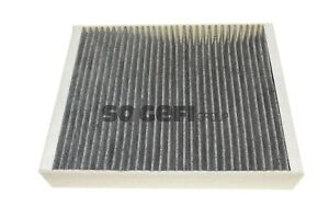 Purflux Cabin Air Filter Carbon Activated AHC373 fits BMW 1 Series 116 i (F20...