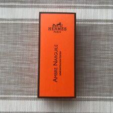 Hermes Ambre Narguile - 3.3 Fl. oz. / 100 ml - NEW sealed box
