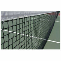12.8M X 108cm Tennis Net 42ft Tennis & Racquet Sports Drop 1x Tennis net