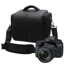Portable Waterproof DSLR Camera Shoulder Backpack Bag Case Nylon For Nikon Canon