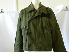 Ex RAF Aircrew MK3 Cold Weather Flying Jacket Size 4 With Patches [2R5D]