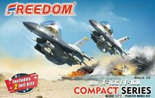 Freedom Models 162710 - F-16C (Compact Series) Includes 2 all Kits - No Scale