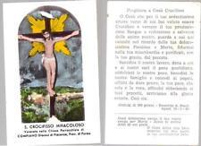 SANTINO PREGHIERA A GESU' CROCIFISSO - COMPIANO PARMA DIOCESI PIACENZA - GBR1040