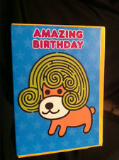 Brand New Afro Ken Amazing Birthday Card