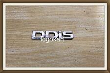 DDiS Maruti (2Pcs) 3D Chrome Plated Logo Decal Emblem Monogram for Automobiles