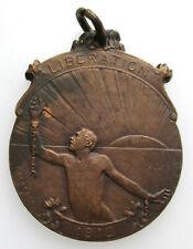 Belgique Medaille Liberation 1918 WOI De Soete 25mm.