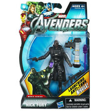 "THE AVENGERS Movie Collection_Assault Squad NICK FURY 3.75 "" figure_Movie Series"
