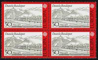 935 postfrisch 4 er Block BRD Bund Deutschland Briefmarke Jahrgang 1977