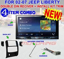 02 03 04 05 06 07 LIBERTY PIONEER BLUETOTH TOUCHSCREEN USB BT CAR RADIO STEREO