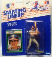 1989  WALLY JOYNER - Starting Lineup - SLU -Sports Figurine - CALIFORNIA ANGELS
