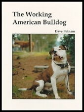 The Working American Bulldog : Dave Putnam -   New Hardcover  @ZB