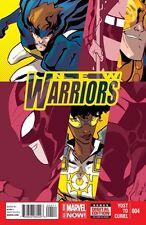 NEW WARRIORS #4 MARVEL COMICS