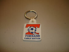 New Tornado Foosball Key Chain Old Style Rare