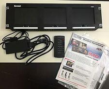 Marshall Electronics VJ-563P Rack Composite Triple Video Monitor