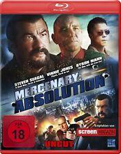 Mercenary Absolution Blu-ray Disc