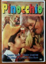 PINNOCCHIO starring DANNY KAYE SANDY DUNCAN 1976 US TV VERSION NTSC REGION 1 DVD