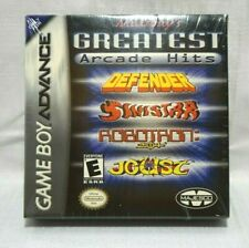 Midway's Arcade Greatest Hits (Nintendo Game Boy Advance GBA) NEW Sealed
